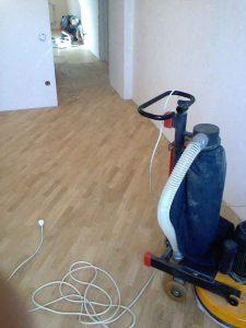 Ремонт и реставрация паркета в Минске в квартире